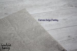 canvas bwige paisely